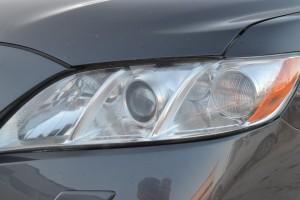 Как восстановить оптику на Toyota